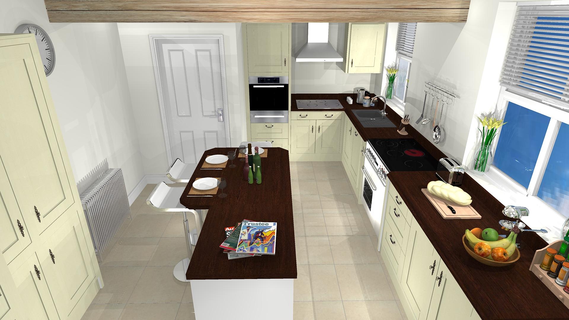 Inside Out Buxton Kitchen Design Waite