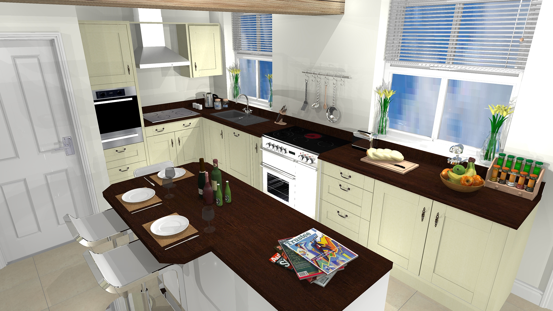 Inside Out Buxton Kitchen Design Waite
